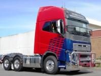 NEW Aluweld FUPS compatible bullbar - Volvo FH/FM
