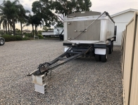 2012 MARS 3-Axle Dog Trailer