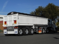 COMING SOON: Stoodley HARDOX Triaxle Tipping Semi-Trailer
