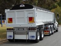 NEW Stoodley HARDOX Tandem Axle Tip Semi