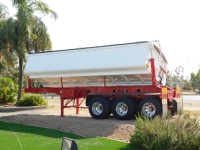 COMING SOON: Stoodley HARDOX Side Tipping Semi-Trailer